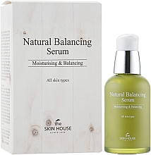 Parfémy, Parfumerie, kosmetika Sérum pro obnovení rovnováhy pleti - The Skin House Natural Balancing Serum