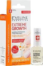 Parfémy, Parfumerie, kosmetika Kondicionér na nehty - Eveline Cosmetics Nail Therapy Professional Protein Extreme Growth