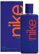 Parfémy, Parfumerie, kosmetika Nike Indigo Man Nike - Toaletní voda