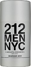 Carolina Herrera 212 For Man NYC - Deodorant v tyčince — foto N1