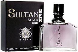 Parfémy, Parfumerie, kosmetika Jeanne Arthes Sultan Black - Toaletní voda