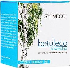 Parfémy, Parfumerie, kosmetika Suspenze pro posílení vlasů a regeneraci pokožky - Sylveco Betuleco