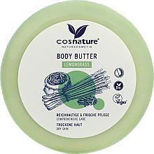 Parfémy, Parfumerie, kosmetika Hydratační tělový olej s citronovou trávou - Cosnature Body Butter