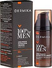 Parfémy, Parfumerie, kosmetika Krém proti hlubokým vráskám - Dermika Anti-Wrinkle And Anti-Furrow Cream 50+