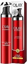 Parfémy, Parfumerie, kosmetika Hydratační denní krém SPF 30 - Olay Regenerist 3 Point Super Firming Moisturiser SPF 30