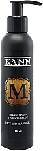 Parfémy, Parfumerie, kosmetika Gel na obličej a vousy - Kann Face And Beard Gel