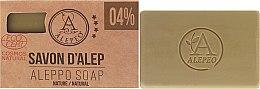 Parfémy, Parfumerie, kosmetika Alepské mýdlo přírodní - Alepeo Aleppo Soap Natural 4%