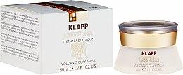 Parfémy, Parfumerie, kosmetika Maska na obličej Vulkanická láva - Klapp Kiwicha Volcanic Clay Mask