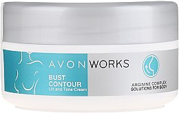 Parfémy, Parfumerie, kosmetika Krém pro pružnost pokožky prsu - Avon Works