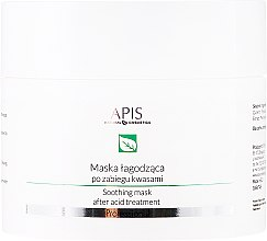 Parfémy, Parfumerie, kosmetika Maska na obličej - APIS Professional Exfoliation Soothing Mask After Acid Treatment