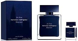 Parfémy, Parfumerie, kosmetika Narciso Rodriguez For Him Bleu Noir - Sada(edt/100ml + edt/10ml)