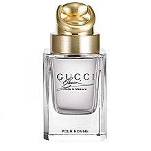 Parfémy, Parfumerie, kosmetika Gucci Made to Measure - Toaletní voda (tester s víčkem)