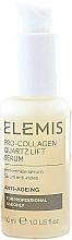 Parfémy, Parfumerie, kosmetika Sérum na obličej - Elemis Pro-Collagen Quartz Lift Serum (Salon Size)