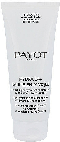 Hydratační maska - Payot Hydra 24 Super Hydrating Comforting Mask — foto N3