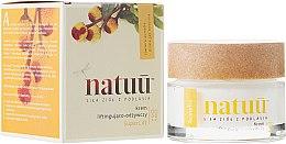 Parfémy, Parfumerie, kosmetika Výživný krém lifting na obličej s extraktem acmelly - Natuu SuperLift Face Cream