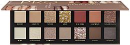 Parfémy, Parfumerie, kosmetika Paleta očních stínů - Catrice Pro Neon Earth Slim Eyeshadow Palette (10.6 g)