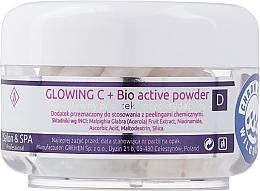 Parfémy, Parfumerie, kosmetika Bioaktivní antioxidační pudr - Charmine Rose Glowing C+ Bio Active Powder