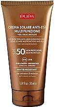 Parfémy, Parfumerie, kosmetika Anti-age opalovací krém na obličej a dekolt - Pupa Anti-Aging Sunscreen Cream SPF 50
