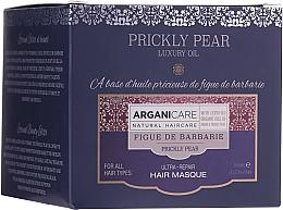 Parfémy, Parfumerie, kosmetika Ultra-revitalizační maska na vlasy s opuncií - Arganicare Prickly Pear Ultra-Repair Hair Mask