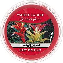 Parfémy, Parfumerie, kosmetika Aromatický vosk - Yankee Candle Tropical Jungle Easy Melt Cup