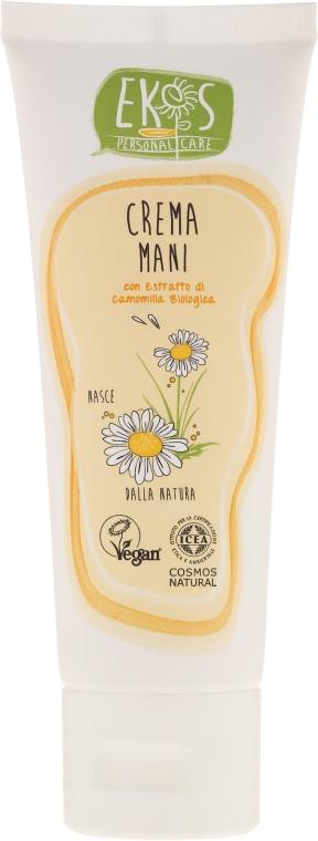 Organický krém na ruce s heřmánkem - Ekos Personal Care Hand Cream