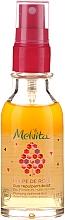 Parfémy, Parfumerie, kosmetika Noční dvoufázový koncentrát proti prvním známkám stárnutí - Melvita Pulpe De Rose Plumping Radiance Duo