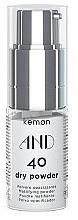 Parfémy, Parfumerie, kosmetika Pudr pro objem vlasů - Kemon And Dry Powder 40