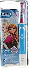 Parfémy, Parfumerie, kosmetika Elektrický zubní kartáček Ledové království - Oral-B Kids