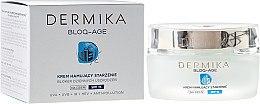Parfémy, Parfumerie, kosmetika Denní krém na obličej - Dermika Bloq-Age Anti-Ageing Cream SPF15