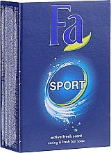 Parfémy, Parfumerie, kosmetika Mýdlo - Fa Energizing Sport Bar Soap