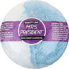 Parfémy, Parfumerie, kosmetika Bomba do koupele s olejem ze sladkých mandlí - Beauty Jar MRS. President