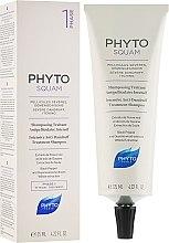 Parfémy, Parfumerie, kosmetika Šampon proti lupům Intenzivní péče - Phyto Phytosquam Intensive Anti-Dandruff Treatment Shampoo