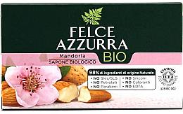 Parfémy, Parfumerie, kosmetika Mýdlo Mandle - Felce Azzurra Bio Mandorla Soap