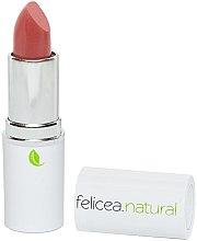 Parfémy, Parfumerie, kosmetika Matná rtěnka - Felicea Natural Lipstick