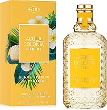 Parfémy, Parfumerie, kosmetika Maurer & Wirtz 4711 Acqua Colonia Intense Sunny Seaside Of Zanzibar - Kolínská voda