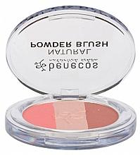 Parfémy, Parfumerie, kosmetika Tvářenka - Benecos Natural Trio Blush