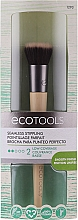 Parfémy, Parfumerie, kosmetika Konturovací štětec - EcoTools Stippling Brush