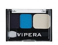 Parfémy, Parfumerie, kosmetika Trojité oční stíny - Vipera Eye Shadows Tip Top