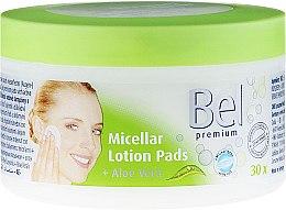 Parfémy, Parfumerie, kosmetika Vlhčené kosmetické disky s aloe vera - Bel Premium Lotion Pads with Aloe Vera
