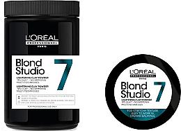 Parfémy, Parfumerie, kosmetika Odbarvovací pudr - L'Oreal Professionnel Blond Studio Multi-Functional Powder