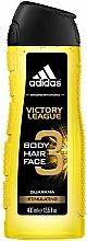 Parfémy, Parfumerie, kosmetika Adidas Victory League - Sprchový gel