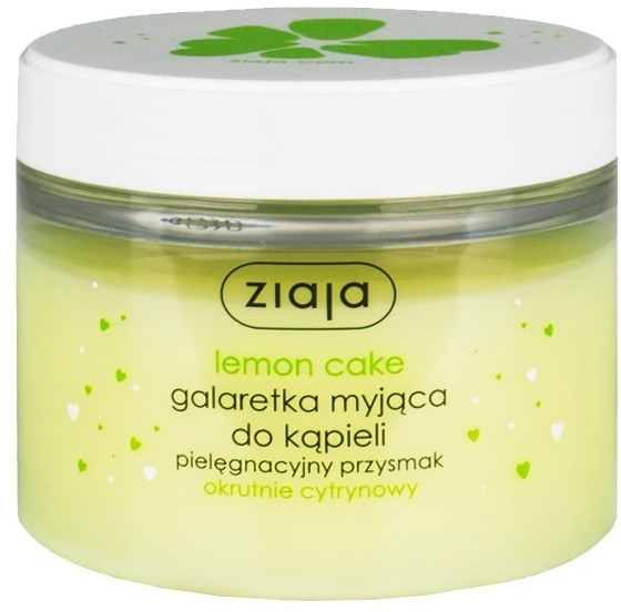 "Sprchový gel -želé ""Citronový dort"" - Ziaja"