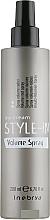 Parfémy, Parfumerie, kosmetika Sprej pro objem tenkých a poškozených vlasů - Inebrya Style-In Volume Root Spray