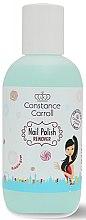 Parfémy, Parfumerie, kosmetika Prostředek pro odstraňování laku - Constance Carroll Bubble Gum Nail Polish Remover