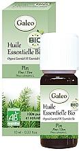 Parfémy, Parfumerie, kosmetika Organický esenciální olej Borovice - Galeo Organic Essential Oil Pine