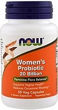 Parfémy, Parfumerie, kosmetika Probiotiky pro ženy, 20 miliard CFU - Now Foods