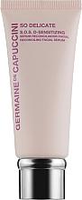 Parfémy, Parfumerie, kosmetika Sérum na obličej - Germaine de Capuccini So Delicate S.O.S D-Sensitising Reconciling Facial Serum
