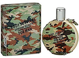 Parfémy, Parfumerie, kosmetika Omerta Body Survival For Man - Toaletní voda