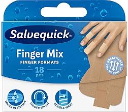 Parfémy, Parfumerie, kosmetika Náplast na prsty - Salvequick Finger Mix