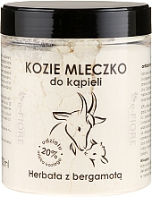 Parfémy, Parfumerie, kosmetika Kozí mléko do koupele Bergamot - E-Fiore Bergamot Bath Milk